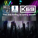 Rhythm Nation on DI.FM With K69  (March 2017)