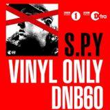 S.P.Y. (Hospital Records, Metalheadz) @ DNB60 Vinyl Special, BBC Radio 1 (23.04.2019)
