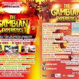 Mr Fasida AfroBeats May 2018 - Gambian Experience promo