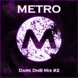 Dark DnB Mix #2 [Neurofunk/Darkstep]
