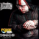 Live mix on FOXIE 105 FM ( Dedication to DJ MIKE NICE) Rest In Peace