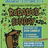 Fisherman@ RUB A DUB SUNDAY# 20