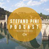 Stefano Pini Podcast - November 2013