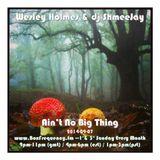 Wesley Holmes & dj ShmeeJay - Ain't No Big Thing - 2014-09-07
