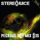 Pegasus 303 Mix 035 with StereoJuice93
