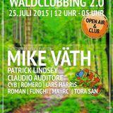 Waldclubbing Vorfreude 25/06/05
