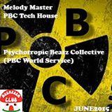 PBC World Service June Tech House Melody Master