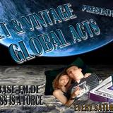 Volt & Vintage presents - GLOBAL ACTS