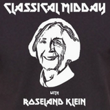 Classical Midday w/ Roseland Klein (8-28-19) - Baroque Music of Bach and Handel
