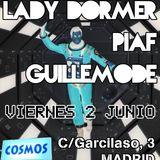 Cosmos Bar Madrid - GuilleMODE - 02/06/2017