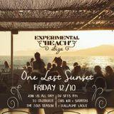 Closing Sunset @ Experimental Beach