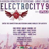 Electrocity 9 with ESKA Contest - Sascha Lamotte