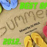 Best Of Summer Mix 2012 Mixed by Dj Paul