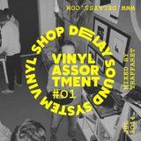 DSS Vinyl Shop -  Assortment #01
