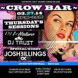 DJ 1stNature_Thursdays Session_3/27/14