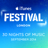 David Guetta - live at iTunes Festival 2014, London - 03-Sep-2014