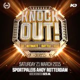 E-Force vs. Chain Reaction @ Knock Out! 2015