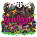 Tomas Por Culo live on the Smoky Tentacles stage at Beat Herder Festival July 2018