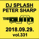 Dj Splash (Peter Sharp) - Pump WEEKEND 2018.09.29.