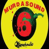 MURDA SOUND #6 - HoT live@psychoradio
