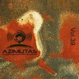 AZIMUTAS vol 39 GROOVEPRINTS