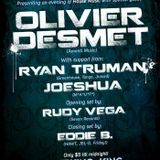 Ryan Truman - Live at An Evening with Olivier Desmet