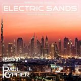 Guest Mix on Electric Sands #87 with TranceFamilyUAE