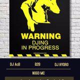 Live lazerfm facebook live feed dj AcB Dj Hydro NOGO MC