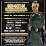 OLD SKOOL EXTRAVAGANZA, BOXING DAY 26.12.18 @ CATCH 22, COVENTRY - MIXED BY J-RAPIDZ + DJ MK
