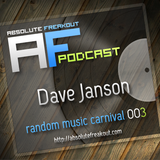 Dave Janson - Absolute Freakout: Random Music Carnival 003
