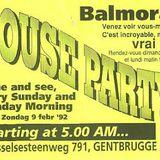 Balmoral Dj Phillipe Traikos 31.12.1992