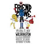 FRIENDZONE Amsterdam Mixtape 1 by Washington Nov '16