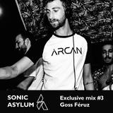 Sonic Asylum exclusive mix #3: Goss (Psytrance)