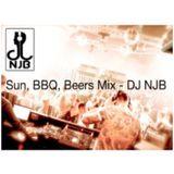 Sun, BBQ, Beers Mix2014 - DJ NJB