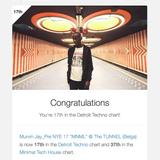 "Murvin Jay_Pre NYE 17 ""MNML"" @ The TUNNEL (Belga)"
