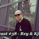 trndmsk Podcast #38 - Rey & Kjavik