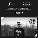 Bondage Music Radio #121 mixed by Dilby