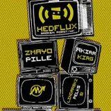 Pistolero Podcast 024 - Hedflux @ Pistolero - 15-01-2010