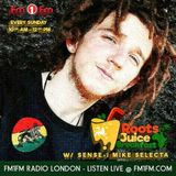 Roots Juice Breakfast // 03.12.17 // FM1FM // 10AM-12PM // Reggae All Day Sunday // Dubwise Special