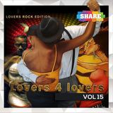 Lovers 4 Lovers Vol 15 - Chuck Melody