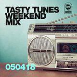 Tasty Tunes Weekend Mix 050418
