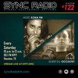 Sync Radio Episode 122