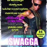 Swagga Dancehall party Murcia 5.0 Mix Kutchie Sound System