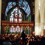 Svajone; Lithuanian Youth Symphony Orchestra. Brighton, St Paul's Church. 15 August 2015