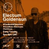 Coolectrik Session with Electum Goldensun at LocoLDN.com on 5 January 2016