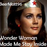 Wonder Woman Made Me Stay Inside