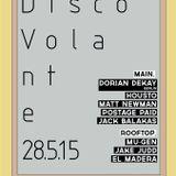 Matt Newman - Live @ Disco Volante Thursdays, OneSixOne (28-05-15)