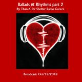 Ballads & Rhythms #2: A compilation by Than.K for Shelter Radio Greece