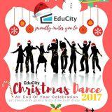Christmast Dance Night @Educity (REMAKE)