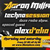 ALEX D'ELIA djset @ 6A.M IBIZA UNDERGROUND Radio Show